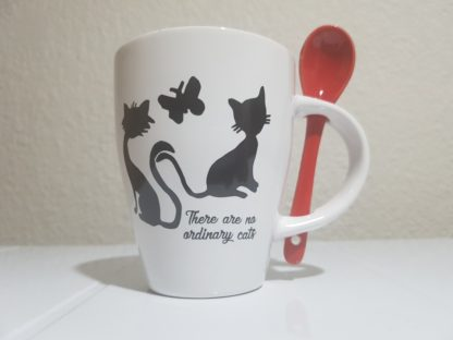 There are no Ordinary Cats - Red