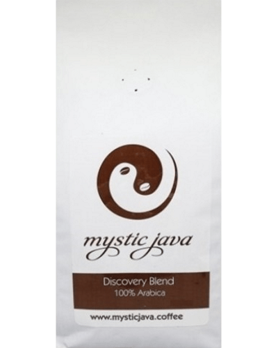 Mystic Java is a combination of Brazilian, Ethiopian and Columbian coffee beans. It is the perfect blend of coffees to help you decide on your favourite flavour.